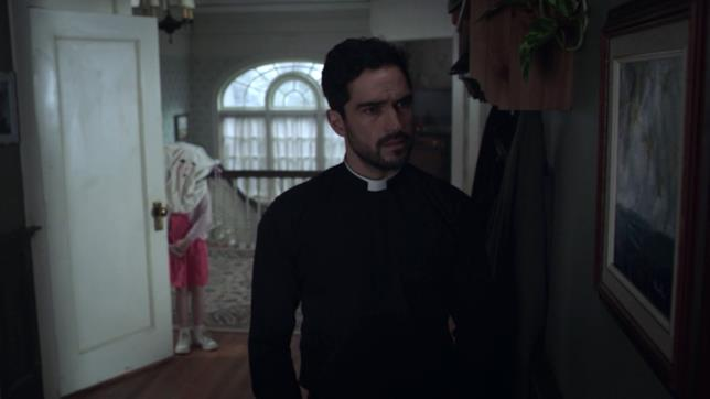 Padre Tomas, The Exorcist 2