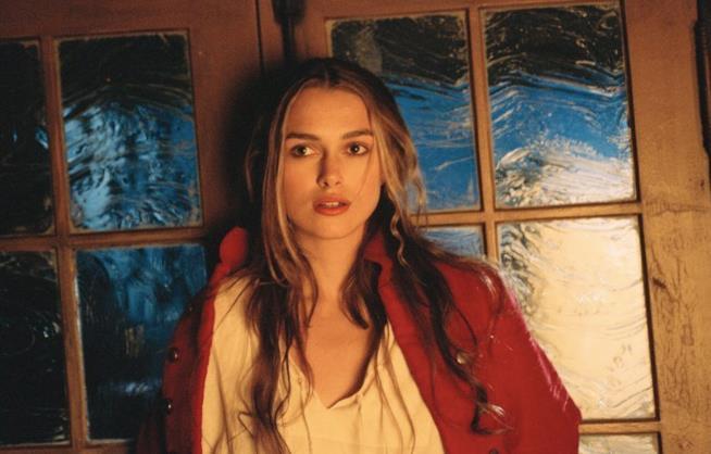 Keira Knightley nei panni di Elizabeth Swann
