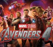 Il cast di Infinity War
