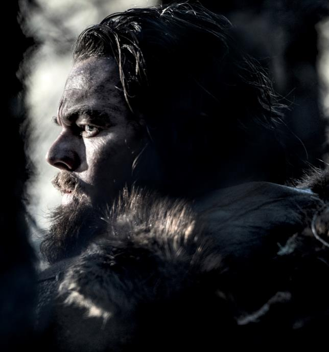 Leonardo Di Caprio in Revenant - Redivivo