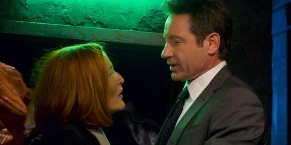 X-Files: una scena dall'episodio 11x09