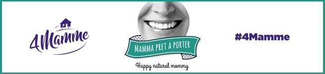 Banner del sito Mamma Pret A Porter