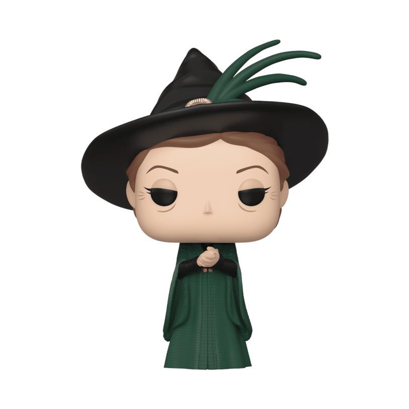 La Professoressa Minerva McGranitt