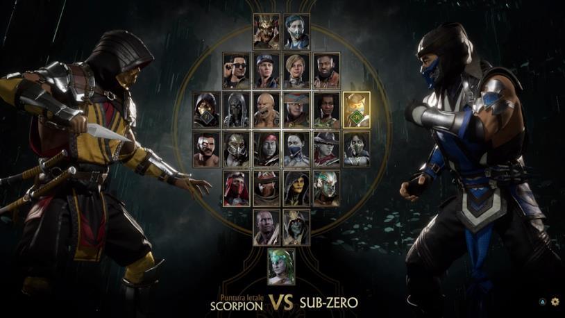 Il roster di gioco di Mortal Kombat 11