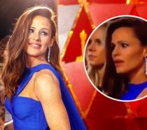 Jennifer Garner e l'espressione virale agli Oscar 2018