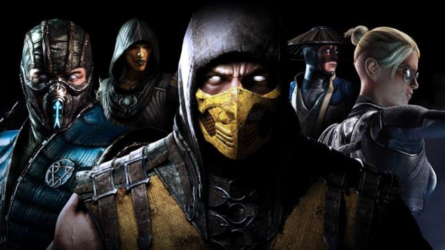 I personaggi di Mortal Kombat X