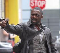 l'attore Idris Elba