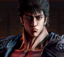 Kenshiro in Fist of the North Star - Lost Paradise