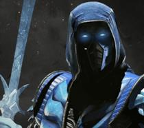 Il look di Sub-Zero in Injustice 2