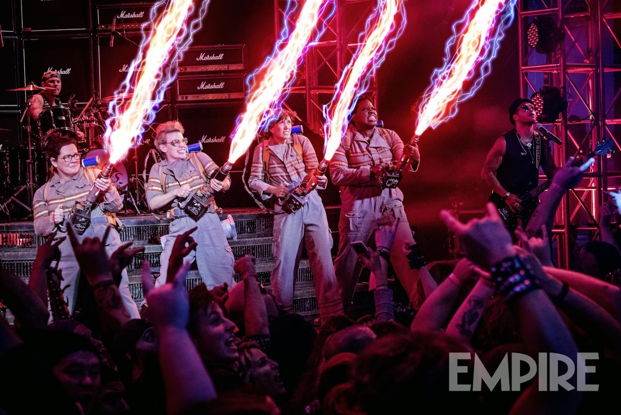 Le Ghostbusters all'opera