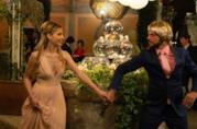 Il primo incontro tra Romolo e Giuly nelle foto dal set della nuova serie FOX
