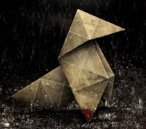 L'origami simbolo di Heavy Rain