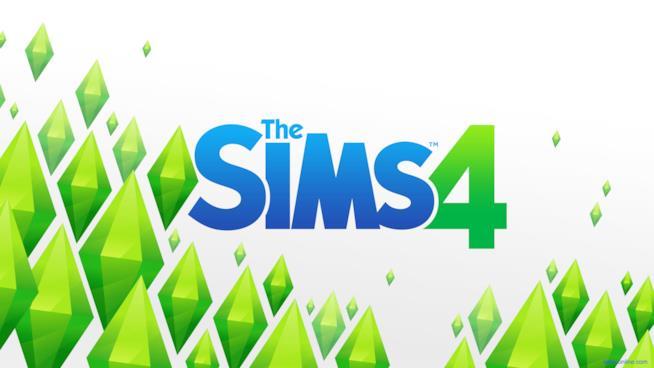 La cover ufficiale di Sims 4