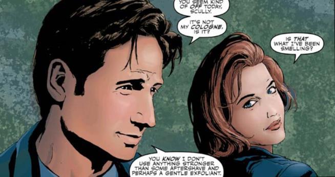 X-Files: Origins fumetto
