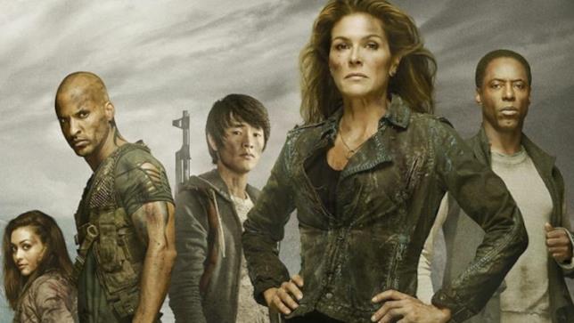 I protagonisti della seconda stagione di The 100