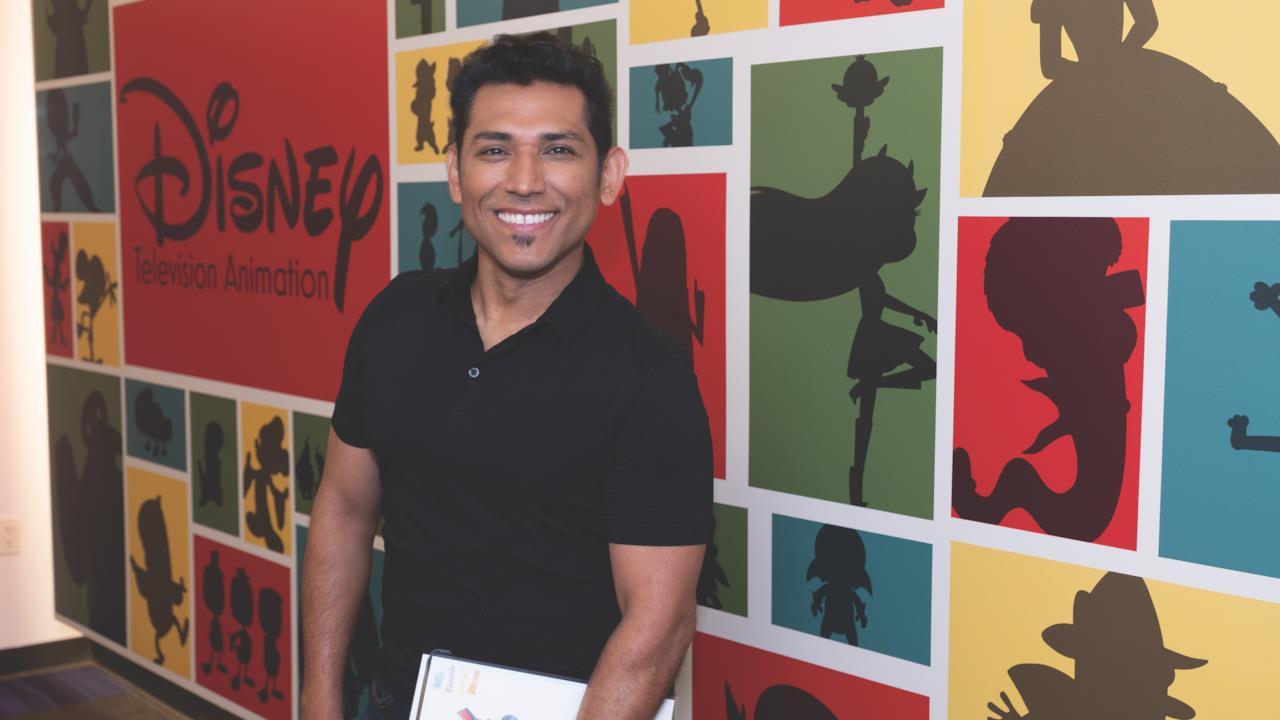 Jose Zelaya - Un giorno in Disney
