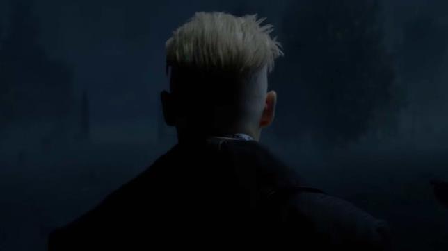 La prima immagine di Johnny Depp nel ruolo di