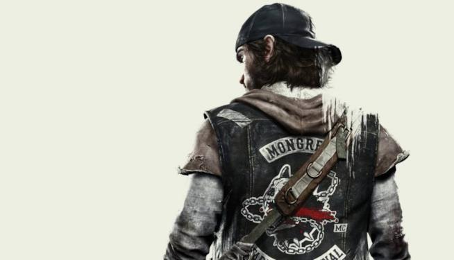 Il protagonista di Days Gone, ex motociclista