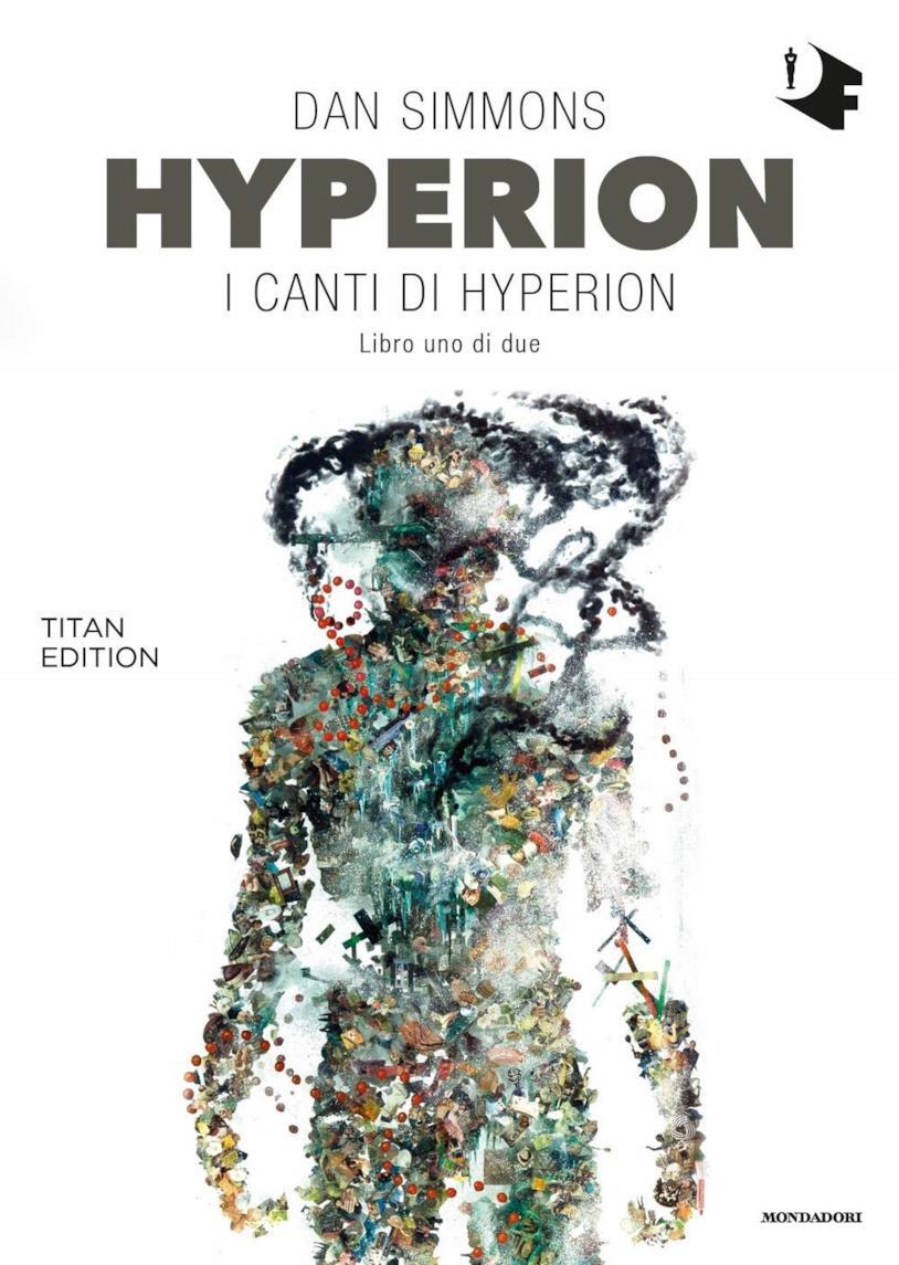 La copertina di Hyperion