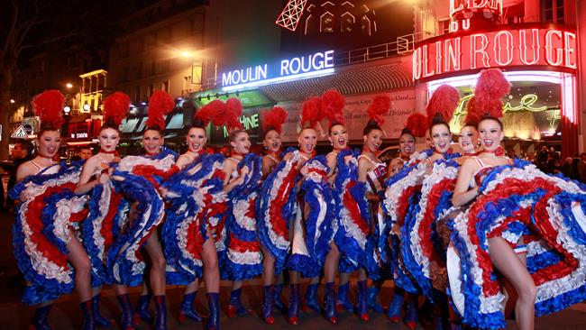 Can Can, ballerine del Moulin Rouge