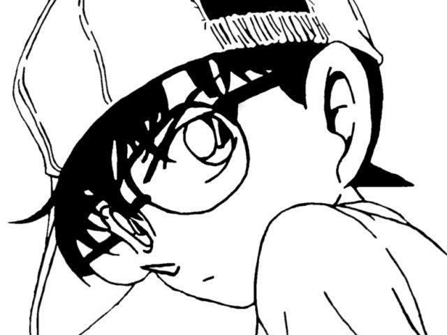 Conan, il detective con gli occhiali