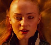 Sophie Turner interpreta Jean Grey in X-Men: Apocalisse