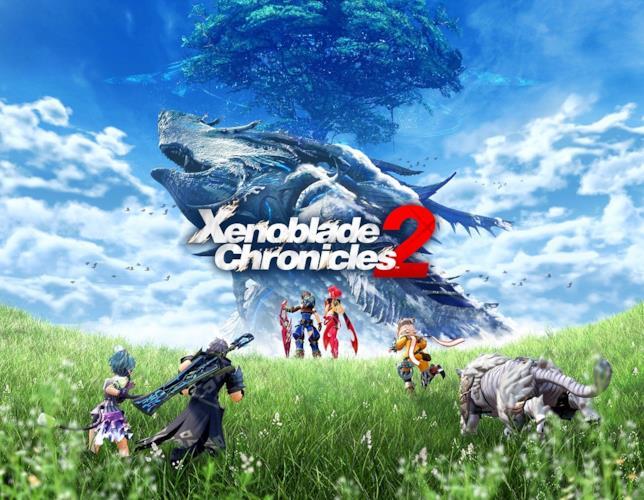 Xenoblade Chronicles 2 in uscita l'1 dicembre