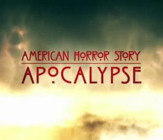 La copertina di American Horror Story Apocalypse