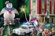 La nuova linea Playmobil dedicata a Ghostbusters