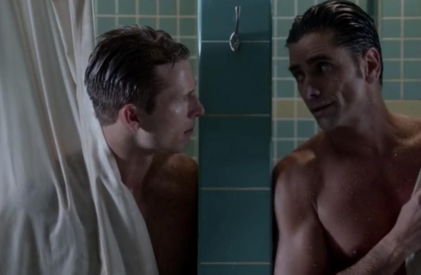La scena della doccia in Scream Queens 2x02