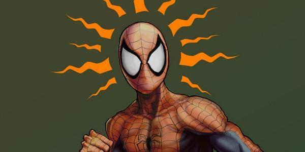 Qualcosa ha fatto scattare il senso di ragno di Spider-Man