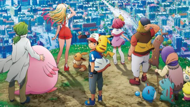 La locandina ufficiale di Pokémon: In ognuno di noi