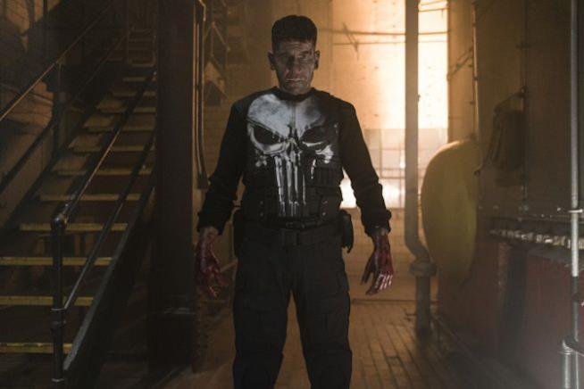 The Punisher, il logo usato dalle forze dell'ordine non piace al creatore