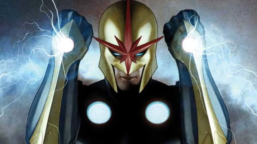 Richard Rider è Nova nei fumetti