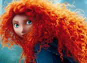 La principessa Merida di Ribelle - The Brave