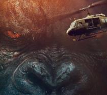 Il poster ufficiale di Kong: Skull Island