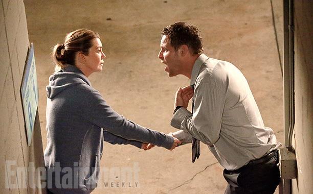 Immagine ufficiale del ritorno di Grey's Anatomy