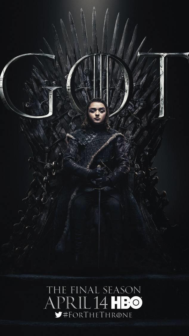 GoT 8: il character poster di Arya