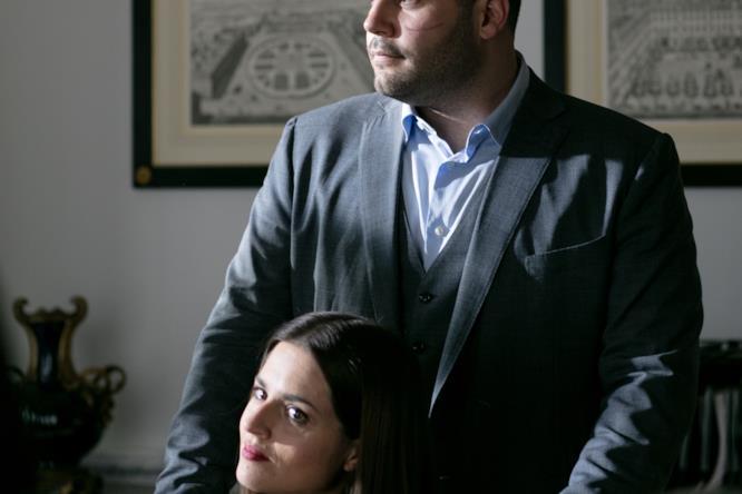 Gomorra 4: Genny Savastano insieme alla moglie azzurra