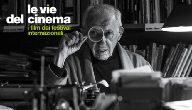 La locandina di Le Vie del Cinema