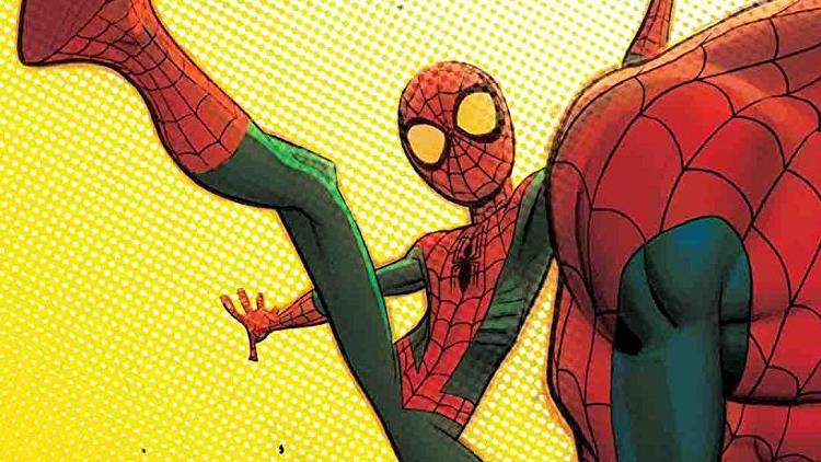Spider-Bite sulla copertina di Friendly Neighborhood Spider-Man (2019) #6