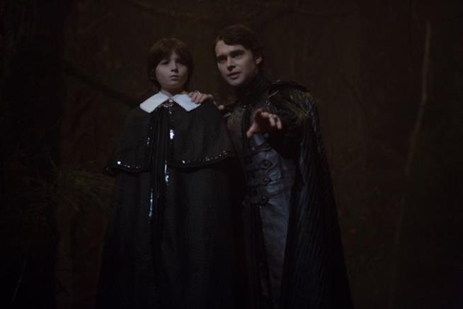 Il piccolo John Alden è in realtà il Diavolo in Salem 3