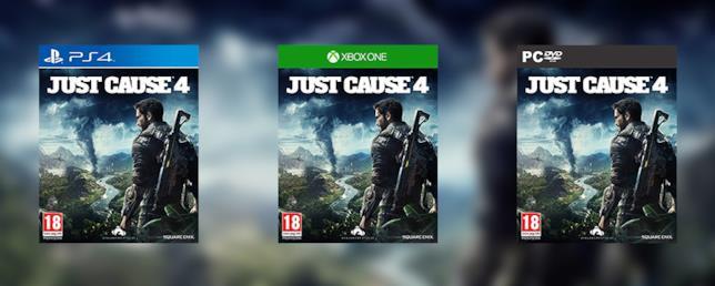 Just Cause 4 nelle versioni per PS4, Xbox One e PC