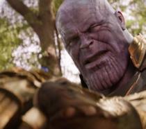 Il gesto di Thanos al termine di Infinity War ha ispirato l'artista Stephen Byrne
