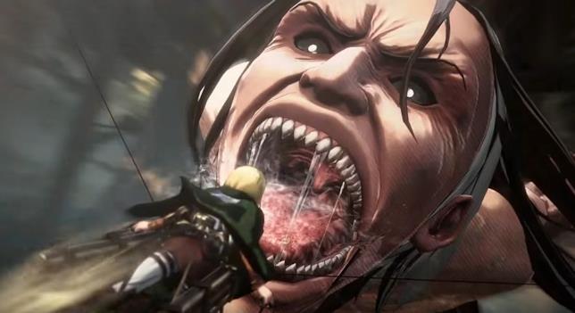 Attack on Titan 2 in uscita su PC, PS4, Xbox One e Nintendo Switch