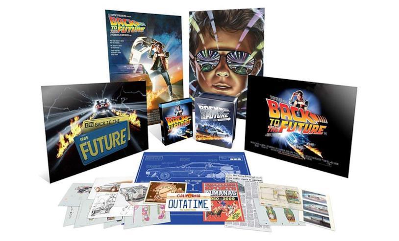 Ritorno al futuro: la trilogia - Home Video