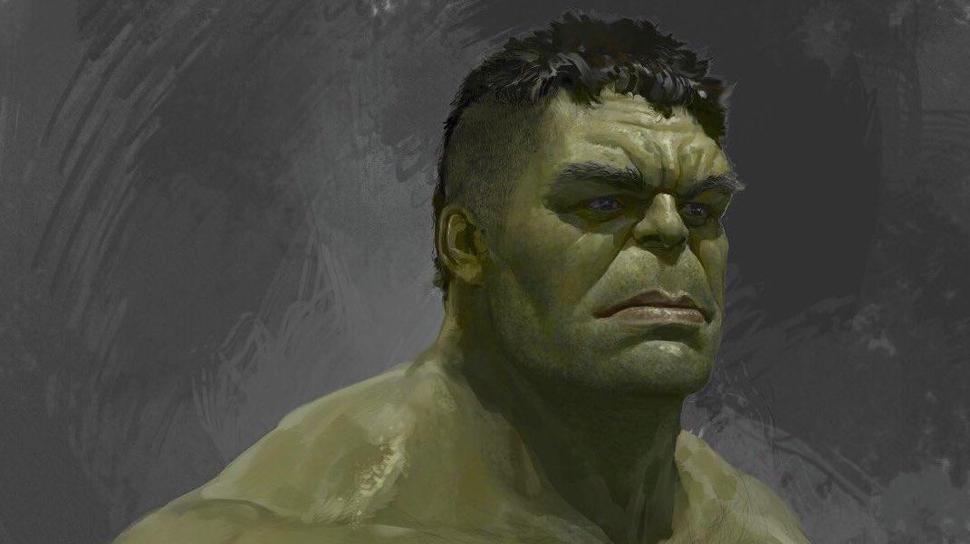 Il secondo look alternativo realizzato per Hulki n Thor: Ragnarok