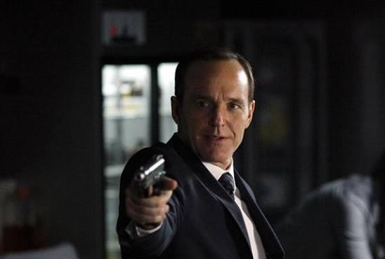 Clark Gregg nei panni di Phil Coulson in Marvel's Agents of S.H.I.E.L.D.