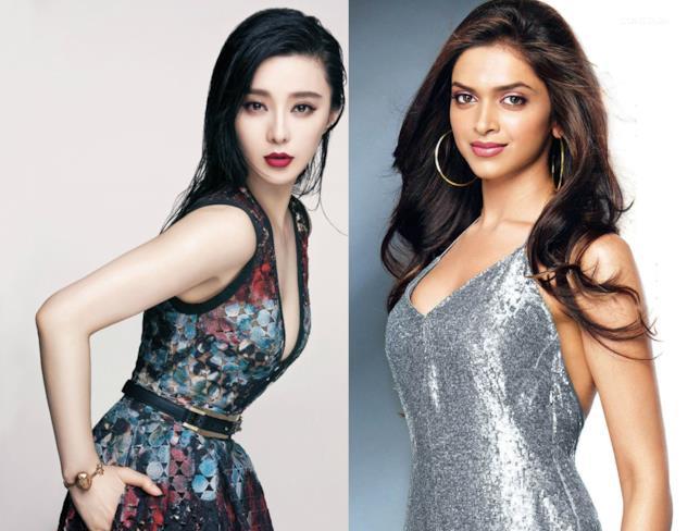 Fan Bingbing e  Deepika Padukone tra le attrici più amate del mondo