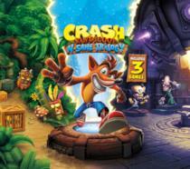 Un'immagine promozionale di Crash Bandicoot N.Sane Trilogy